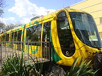 Futuro Tramway de Brasília - Brasil
