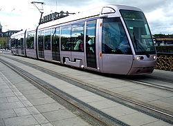 Tramway de Dublin - Irlanda (fonte Wikipedia)
